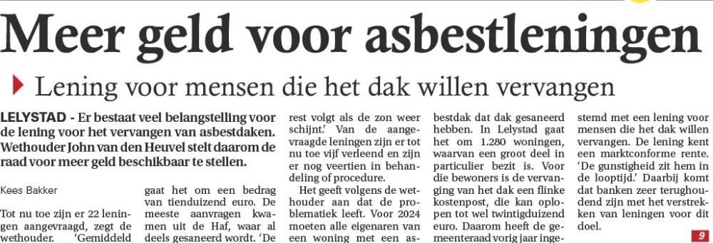 flevopost-meer-geld-voor-asbestleningen